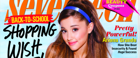 ARIANA COVER