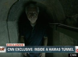 Israel Brings Journalists Into Hamas Tunnels To Showcase Underground Threat