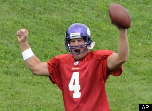 Brett Favre Practice