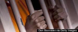 BLACK PERSON IN PRISON