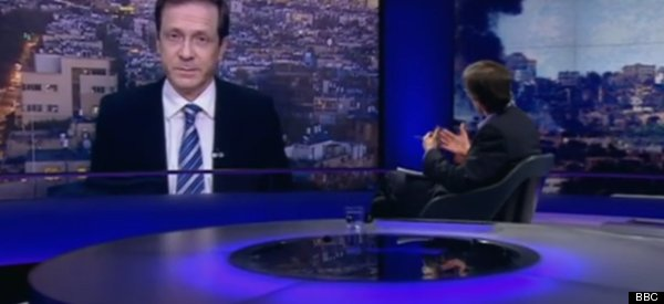 Isaac Hertzog Tells Newsnight Gaza Offensive Is Part Of Broader Clash Between Extreme Islam And Moderate States