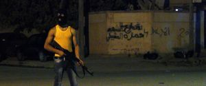 Benghazi Violence