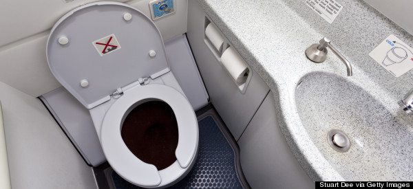 Flight Attendant Warns Travelers To Flush Their Drugs Before Landing