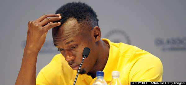 Bolt Brands Glasgow 2014 As 'A Bit S***'