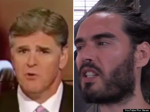 russell brand sean hannity