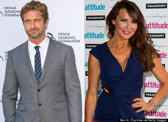 300' Gerard Butler Dating New Girlfriend NOT Yaya Deng After ...