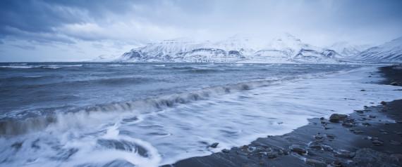 ARCTIC OCEAN WAVE