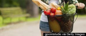PERSON FRUIT VEGETABLES
