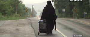 Mujer Vestida Negro Tennesse