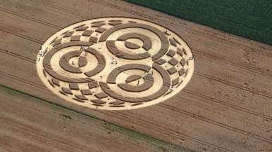 German crop circle