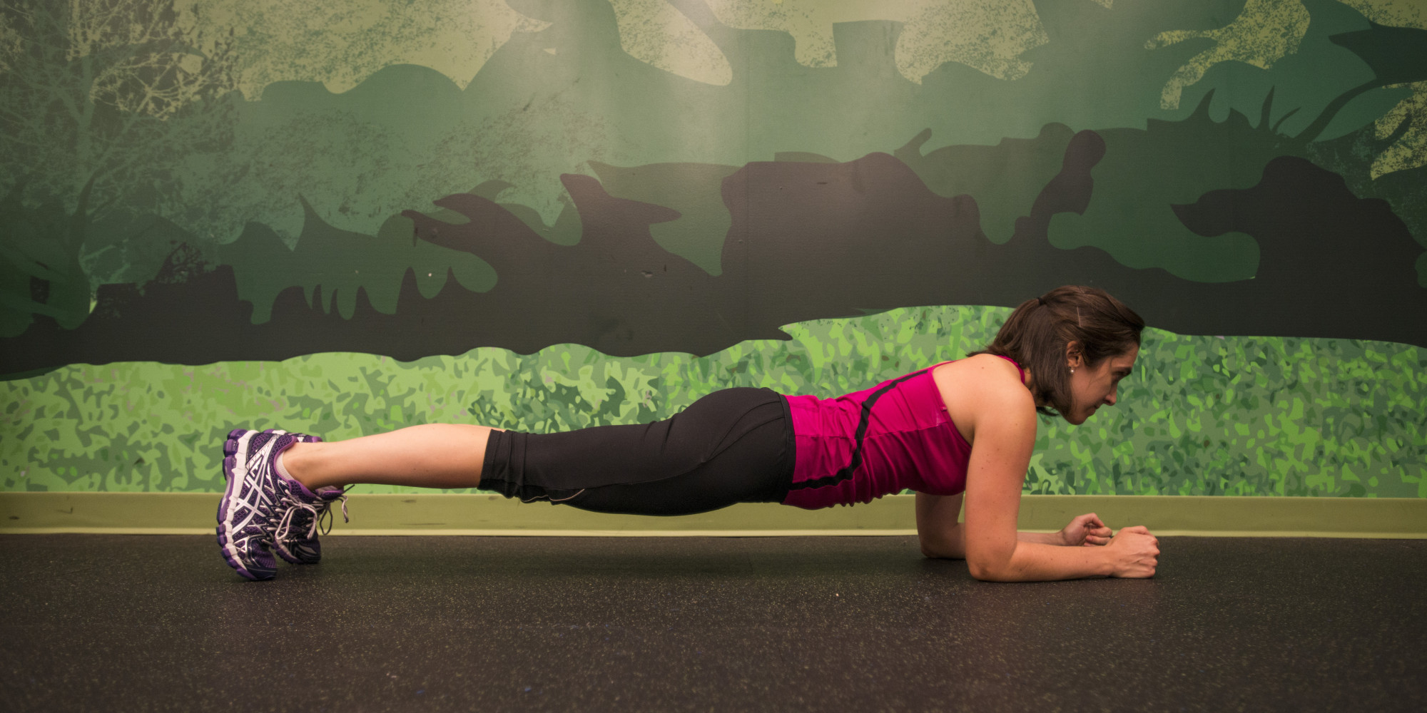how to get strong abs without doing a single sit up huffpost