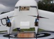 Belgium Students Unveil Drone That Could Save Lives