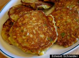 Corn Pancakes, The Early Arrival Of An Annual Celebration
