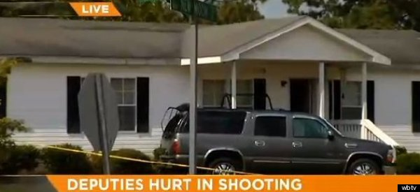 3 People Killed, 3 Deputies Wounded In Shootout