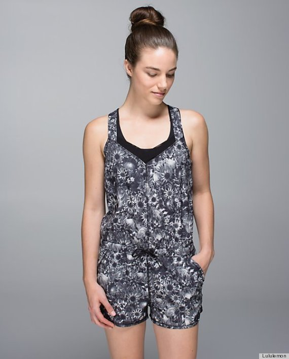 77f201706f9a Lululemon Makes A Romper For Runners