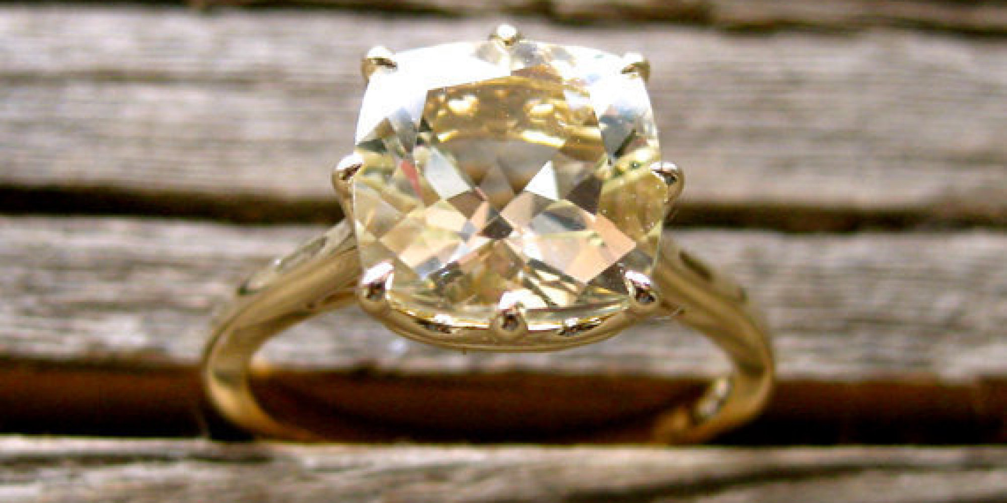 16 Stunning Alternatives To A Diamond Engagement Ring