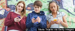 TEENS SMARTPHONE