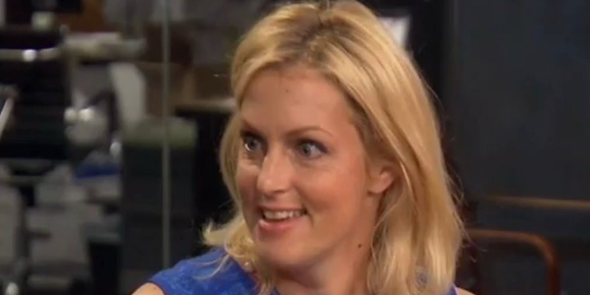 Alexandra Wentworth Ali Wentworth Would Happily Co Host The View Ill Talk Vaginas
