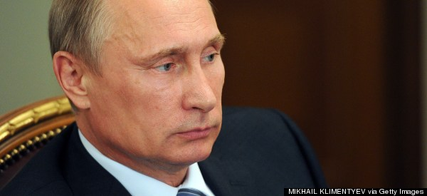 EU Slaps Sanctions On Putin Cronies