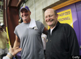 Brad Childress Brett Favre No Clue