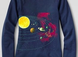 Lands' End Announces Science-Themed Tees For Girls After Mom's Letter Goes Viral