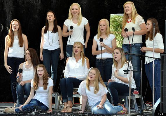 teen singers