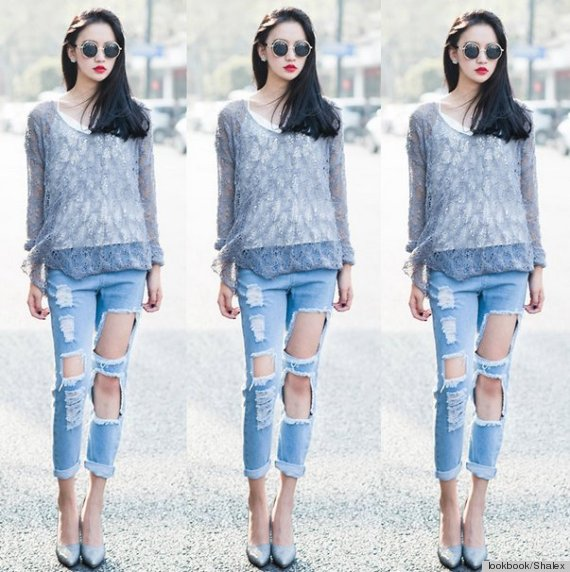 9 Times Ripped Jeans Went WAY Too Far | The Huffington Post