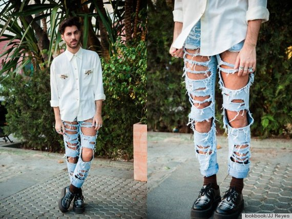 9 Times Ripped Jeans Went WAY Too Far | HuffPost
