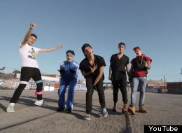 Janoskians Make Retro Sweatsuits Cool Again In Music Vid