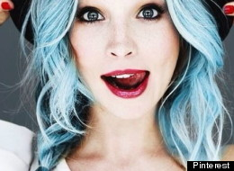 Yes, You Can Wear This Hot Hair Trend! Here's Everything You Need To Know To Rock Candy-Colored Hair