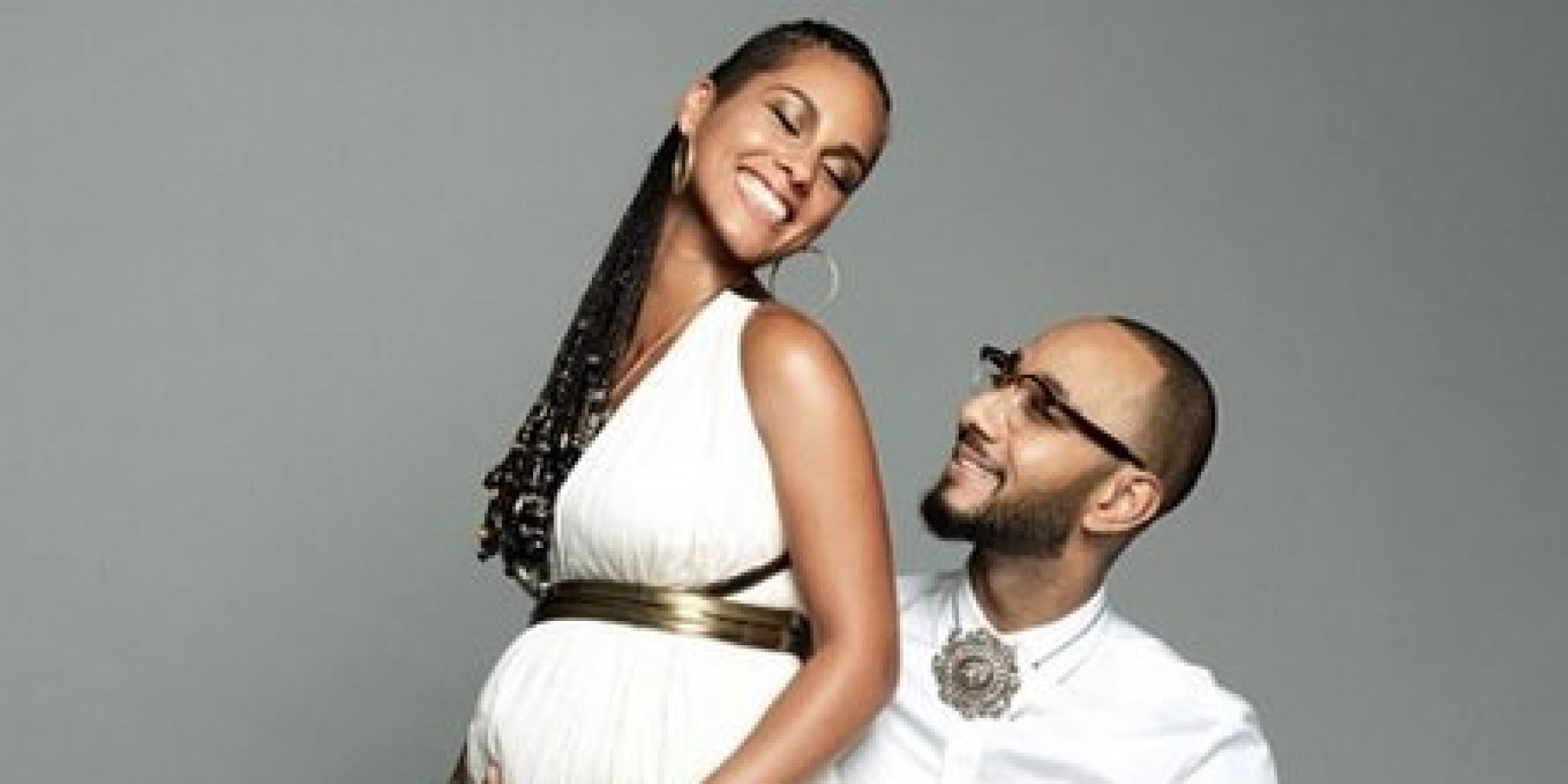 Alicia Keys Pregnant With Second Child, Announces News With Sweet ... Alicia Keys Baby