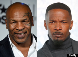 Foxx Set To Enter The Ring As Iron Mike In Film Biopic