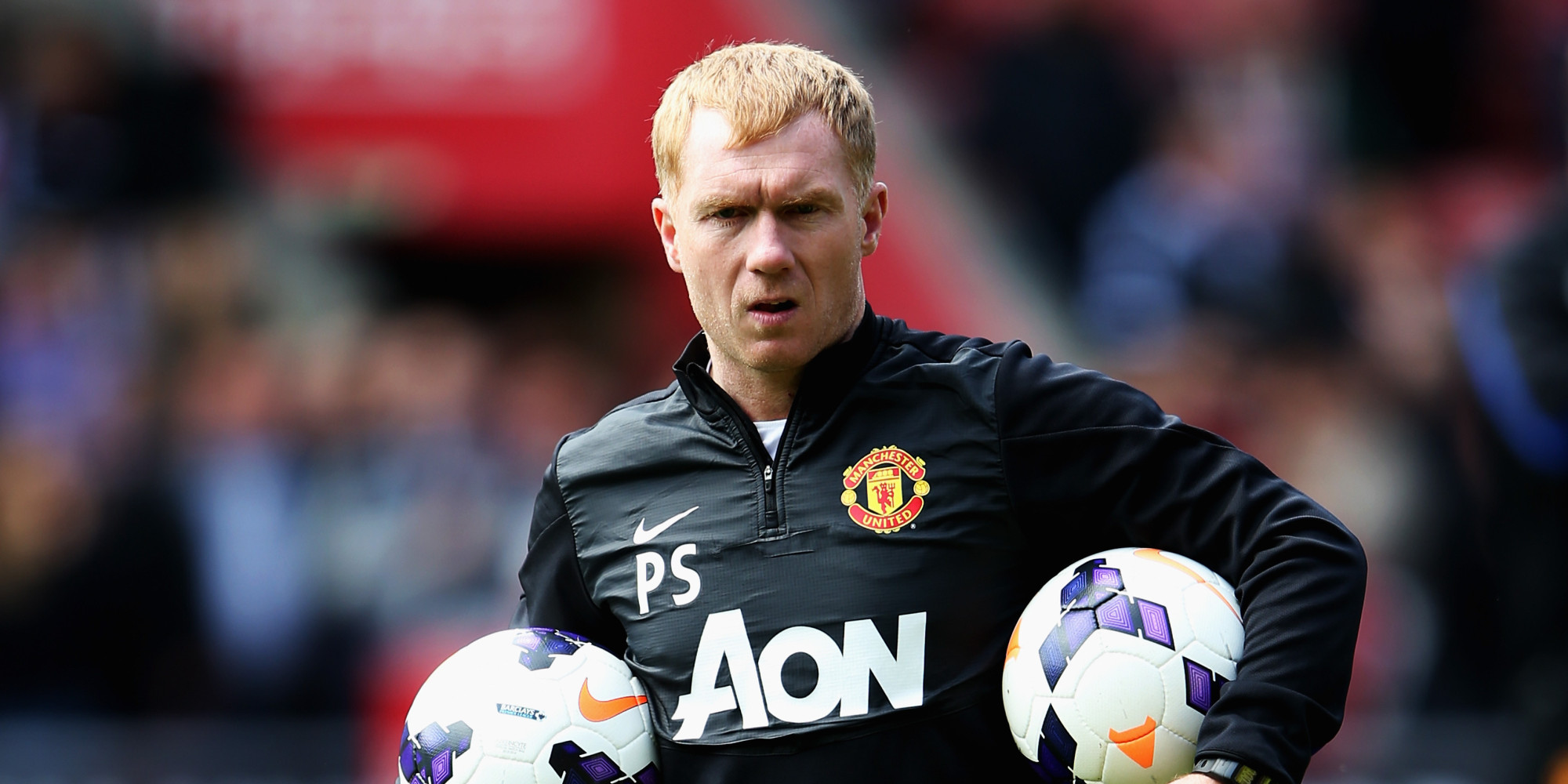 Paul Scholes: Paul Scholes: Manchester United Hasn't Spoken To Louis Van