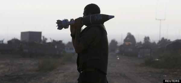 Hamas And Israel Agree On 72-Hour Unconditional Humanitarian Cease-Fire