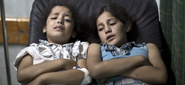 Reporter Breaks Down Over Children Killed In Gaza