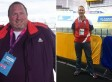 This Commonwealth Volunteer Was Inspired To Lose Weight After The Olympics - Now He's Lost 12st