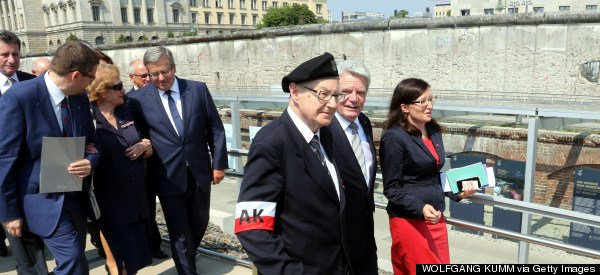 Haunting Memories Remain 70 Years After The Warsaw Uprising