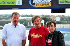 Top Gear presenters | Pic: Sports Inc