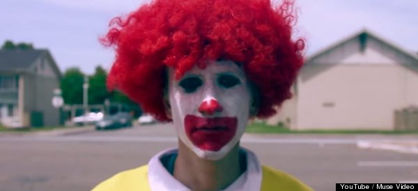 Teens Fight Ronald And The Burger King With Very Catchy Rap Song