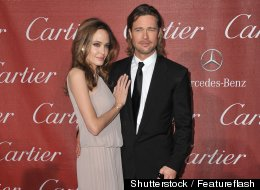 Brangelina Send Handwritten Love Letters To Each Other (Yes, Really)