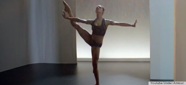 Misty Copeland's Under Armour Ad Is Like Nothing You've Ever Seen