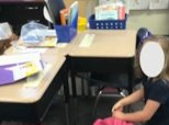 Why One First-Grader Was Forced To Sit On The Floor For Weeks