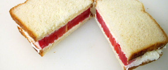 The Secret To Making The Best Tomato Sandwich In The World