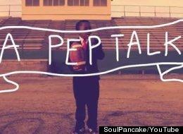 Daily Meditation: Pep Talk
