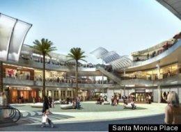 New Santa Monica Place Restaurants