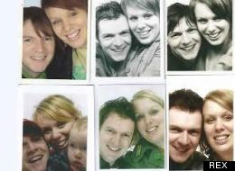 Couple's Heart-Warming Annual Photobooth Pictures Document Their 14 Years Together