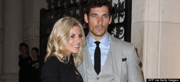 David Gandy Back Together With Mollie King? Model Reportedly Dating The Saturdays Singer Two Years After Split