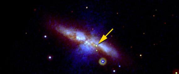 supernova threat to earth - photo #46