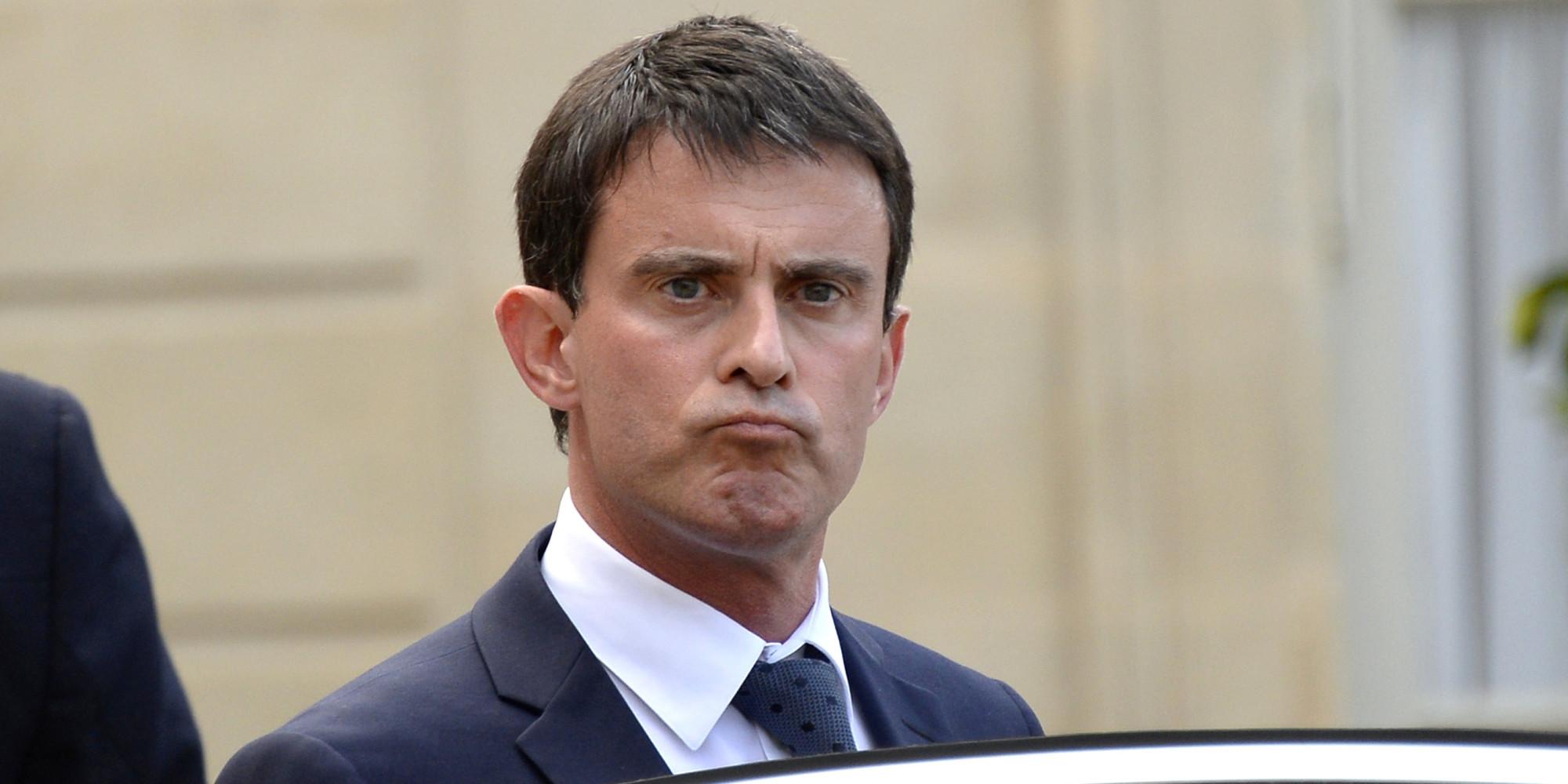 E Bison Fute Manuel Valls déno...