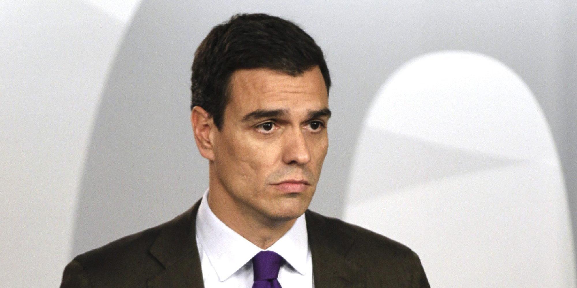 Sánchez urge a Podemos y C's a formar un gobierno de cambio